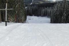 Ski pista Starina