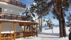 Villa Santa Maria winter